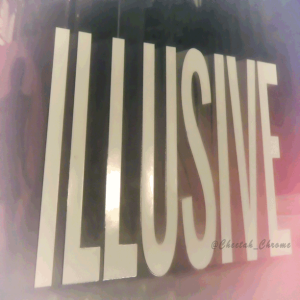 Illusive Closeup