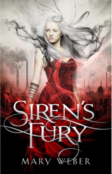 CREATYVEBOOKS REVIEWS--SIREN'S FURY