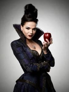 Lana Parrilla as The Evil Queen