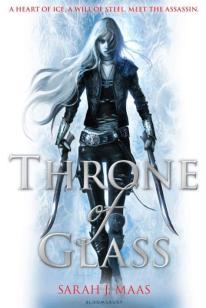 Throne of Glass--review, creatyvebooks.com