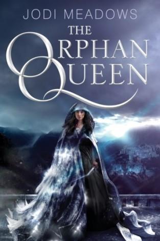 The Orphan Queen by Jodi Meadows (creatyvebooks.com)