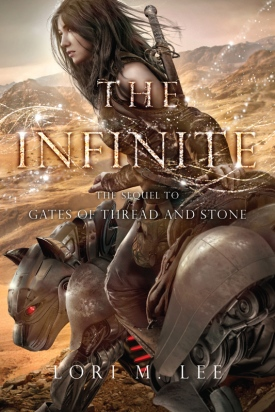 The Infinite by Lori M Lee