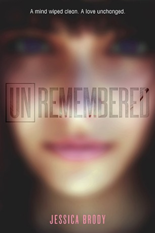 Unremembered by Jessica Brody--Review, Book Review, creatyvebooks.com
