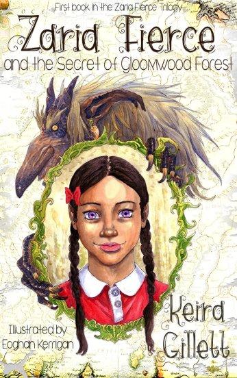 Zaria Fierce by Kiera Gillett