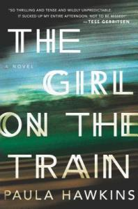 The Girl on the Train by Paula Hawkins (creatyvebooks.com)