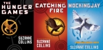 The Hunger Games series (creatyvebooks.com)