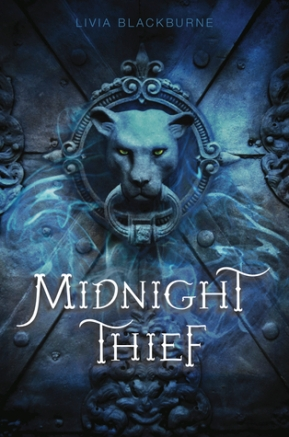 Midnight Thief by Livia Blackburne (creatyvebooks.com)