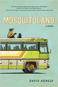 CREATYVEBOOKS REVIEWS--MOSQUITOLAND