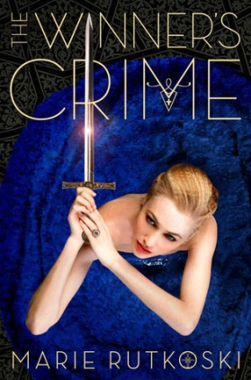 Creatyvebooks Reviews--The Winner's Crime