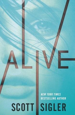 Creatyvebooks reviews--Alive, Scott Sigler, Review, discussion..etc