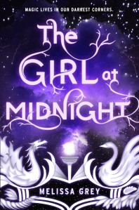 The Girl at Midnight by Melissa Grey, Reviews, creatyvebooks.com