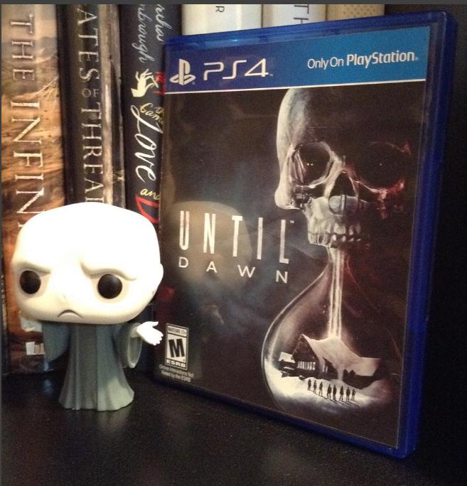 Until Dawn, PS4, Gamer--weekly round up, creatyvebooks.com