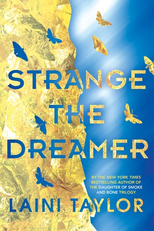 books, reviews, discussions, creatyvebooks, strange the dreamer,